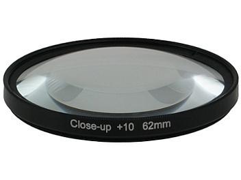 Globalmediapro Close-up+10 Filter 62mm