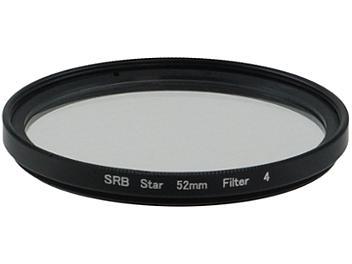 Globalmediapro Star Light 4 Point Cross Filter 52mm