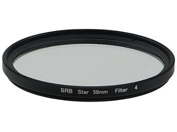 Globalmediapro Star Light 4 Point Cross Filter 58mm