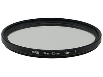 Globalmediapro Star Light 4 Point Cross Filter 62mm