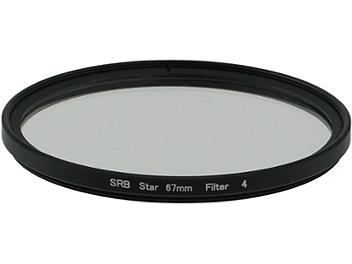Globalmediapro Star Light 4 Point Cross Filter 67mm