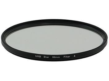 Globalmediapro Star Light 4 Point Cross Filter 86mm