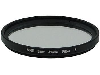Globalmediapro Star Light 8 Point Cross Filter 49mm