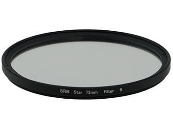 Globalmediapro Star Light 6 Point Cross Filter 72mm