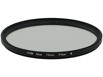 Globalmediapro Star Light 8 Point Cross Filter 72mm