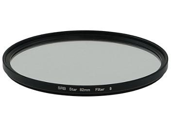 Globalmediapro Star Light 8 Point Cross Filter 82mm
