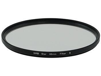 Globalmediapro Star Light 6 Point Cross Filter 86mm