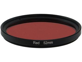 Globalmediapro Full Color Filter 52mm - Red