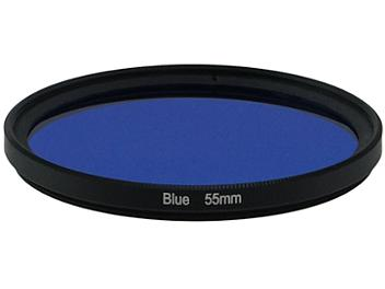 Globalmediapro Full Color Filter 55mm - Blue