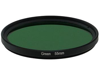Globalmediapro Full Color Filter 55mm - Green