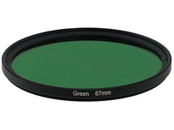 Globalmediapro Full Color Filter 67mm - Green