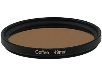 Globalmediapro Full Color Filter 49mm - Coffee
