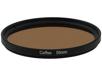 Globalmediapro Full Color Filter 55mm - Coffee