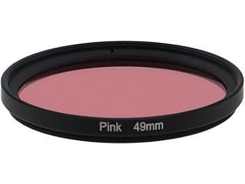 Globalmediapro Full Color Filter 49mm - Pink