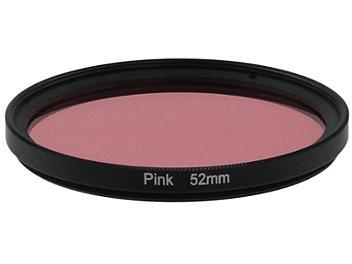 Globalmediapro Full Color Filter 52mm - Pink