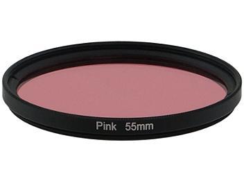 Globalmediapro Full Color Filter 55mm - Pink
