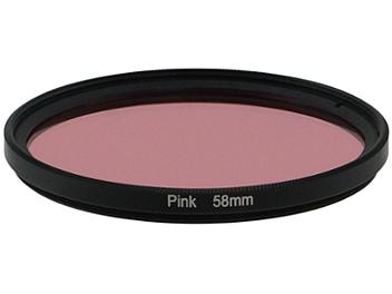 Globalmediapro Full Color Filter 58mm - Pink