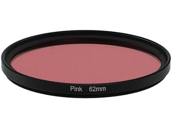 Globalmediapro Full Color Filter 62mm - Pink