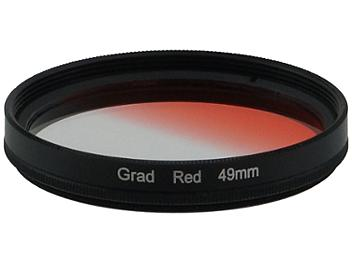 Globalmediapro Graduated Color Filter49mm - Red