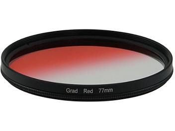 Globalmediapro Graduated Color Filter 77mm - Red