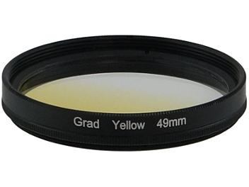 Globalmediapro Graduated Color Filter 49mm - Yellow