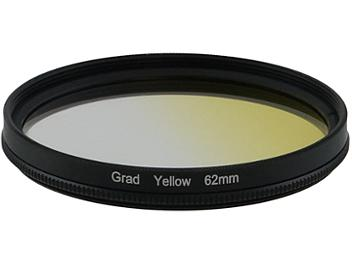 Globalmediapro Graduated Color Filter 62mm - Yellow