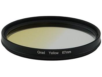 Globalmediapro Graduated Color Filter 67mm - Yellow