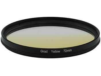 Globalmediapro Graduated Color Filter 72mm - Yellow