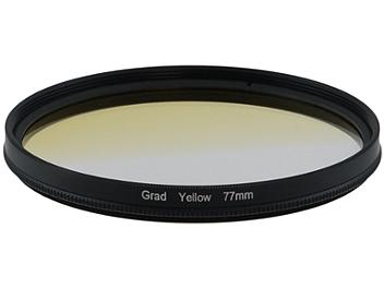 Globalmediapro Graduated Color Filter 77mm - Yellow