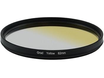 Globalmediapro Graduated Color Filter 82mm - Yellow