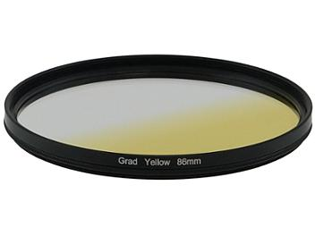 Globalmediapro Graduated Color Filter 86mm - Yellow
