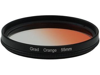 Globalmediapro Graduated Color Filter 55mm - Orange