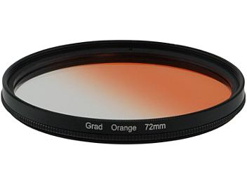 Globalmediapro Graduated Color Filter 72mm - Orange