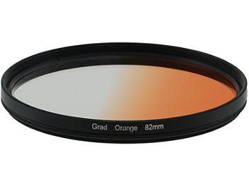 Globalmediapro Graduated Color Filter 82mm - Orange