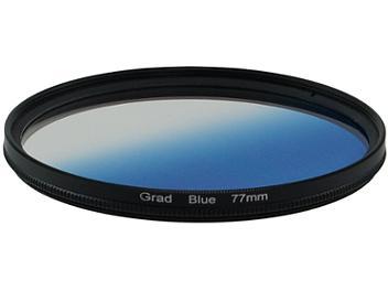 Globalmediapro Graduated Color Filter 77mm - Blue