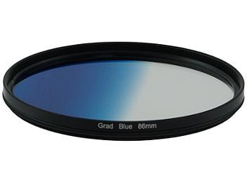Globalmediapro Graduated Color Filter 86mm - Blue