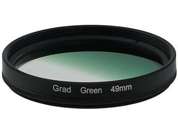 Globalmediapro Graduated Color Filter 49mm - Green