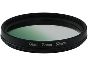 Globalmediapro Graduated Color Filter 52mm - Green