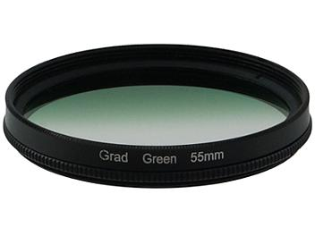 Globalmediapro Graduated Color Filter 55mm - Green