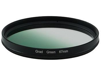 Globalmediapro Graduated Color Filter 67mm - Green