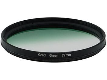 Globalmediapro Graduated Color Filter 72mm - Green