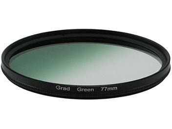 Globalmediapro Graduated Color Filter 77mm - Green