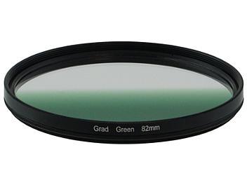 Globalmediapro Graduated Color Filter 82mm - Green