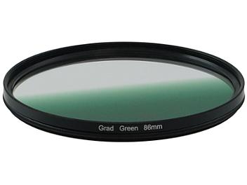 Globalmediapro Graduated Color Filter 86mm - Green
