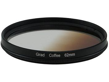 Globalmediapro Graduated Color Filter 62mm - Coffee