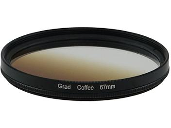 Globalmediapro Graduated Color Filter 67mm - Coffee