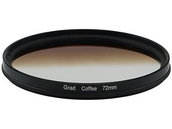 Globalmediapro Graduated Color Filter 72mm - Coffee