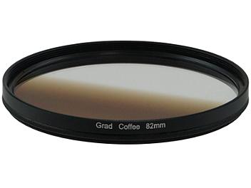 Globalmediapro Graduated Color Filter 82mm - Coffee