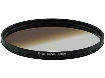 Globalmediapro Graduated Color Filter 86mm - Coffee
