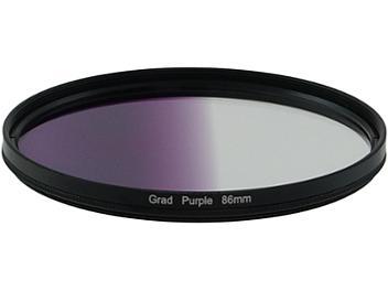 Globalmediapro Graduated Color Filter 86mm - Purple